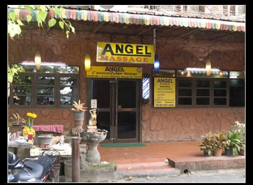风俗指南泰国篇_情色按摩_Bangkok Angel Massage