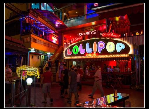 风俗指南泰国篇_狗狗霸_Bangkok Lollipop